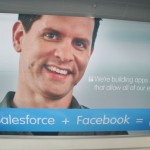 Salesforce's place in the web's walled gardens